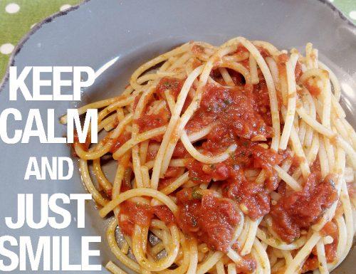 Spaghetti alla ternana
