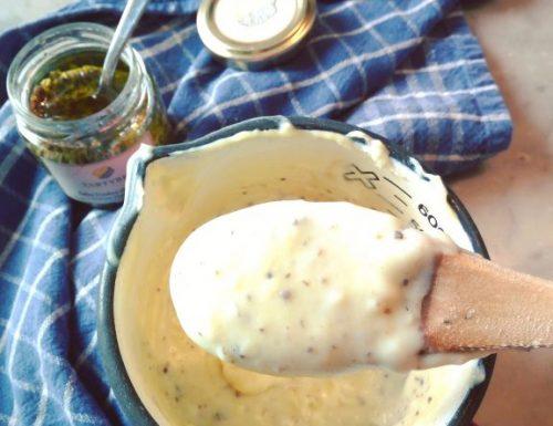 Besciamella ricetta base e al tartufo
