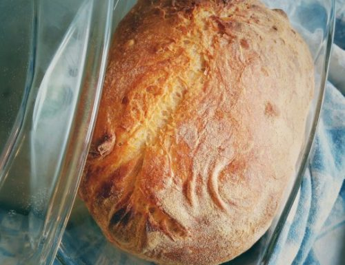 Pane senza impasto di Jim Lahey