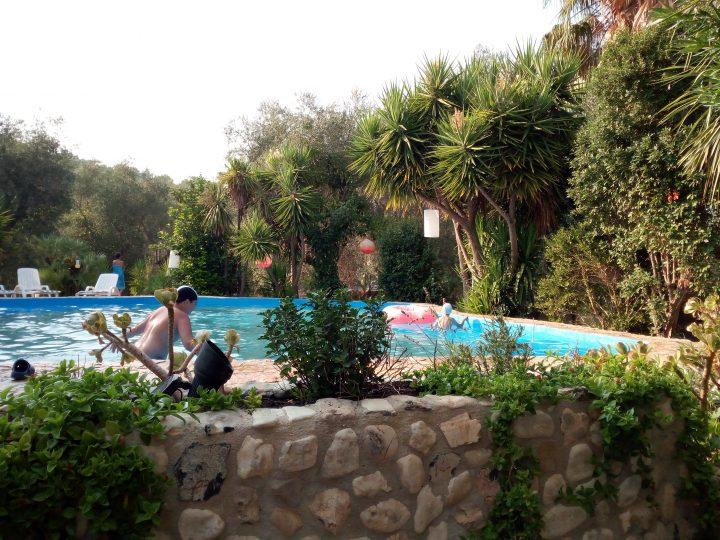 Masseria Le Ville piscina