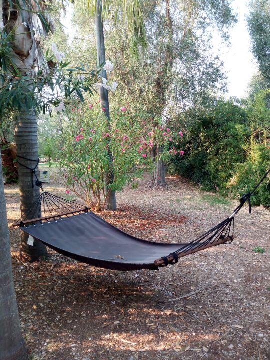 relax in Gargano