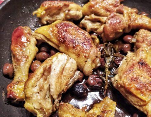 Pollo alla 'ncip-'nciap