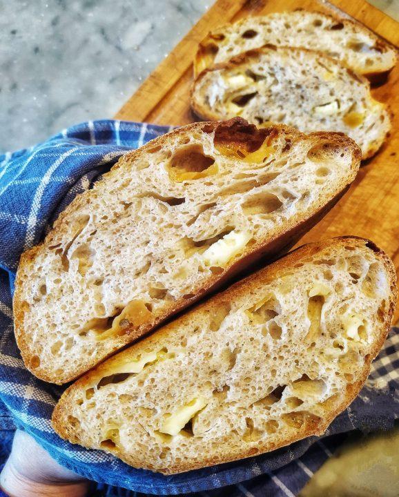 Pane al cacio e pepe