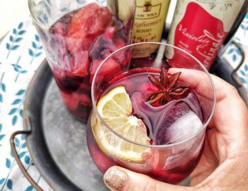 Sangria al vino di visciole
