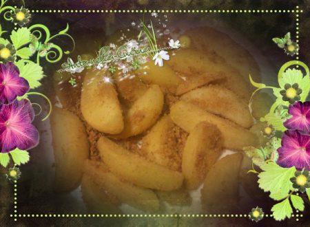 Spicchi di patate al forno con i grok…