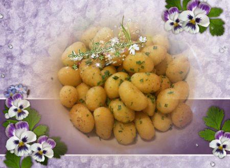 Gnocchi di patate fritti…