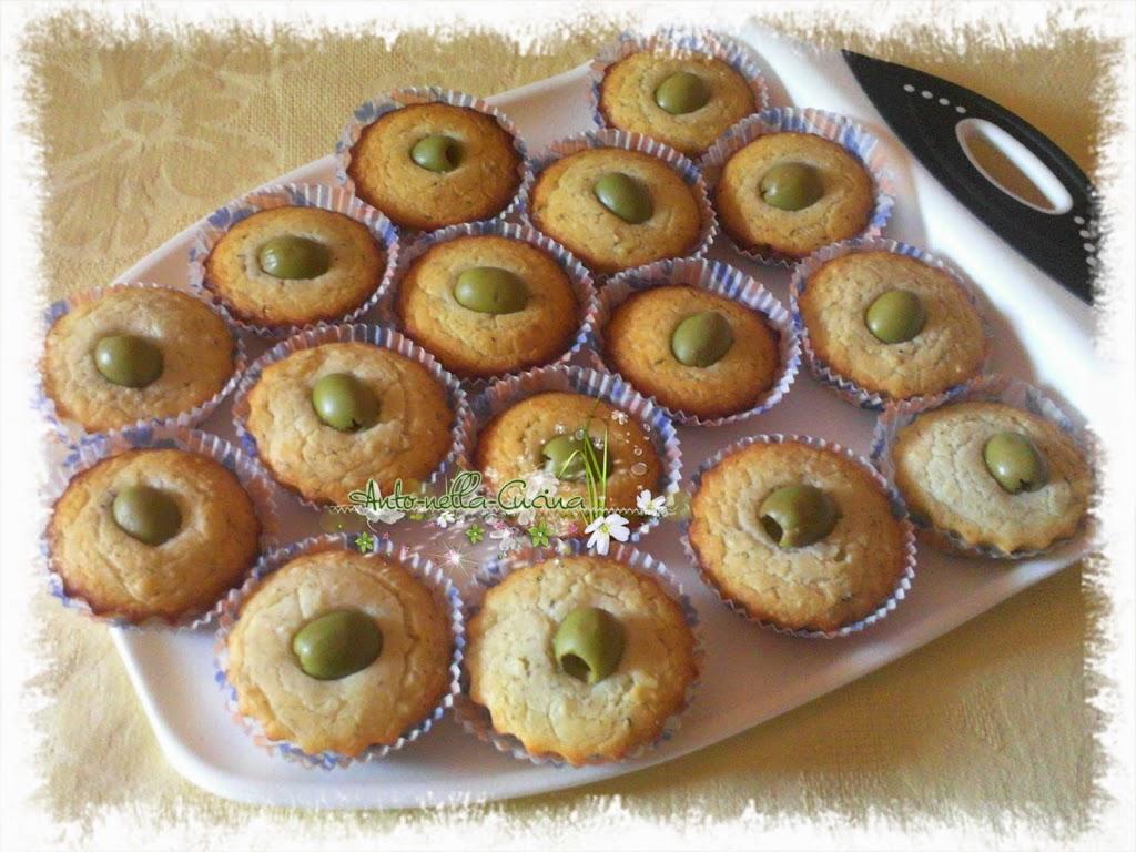 I finanzieri alle olive verdi e origano di montersino - Inulina in cucina ...