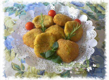 Frittelle di zucchine e patate…