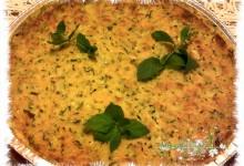 Focaccia di zucchine e patate…