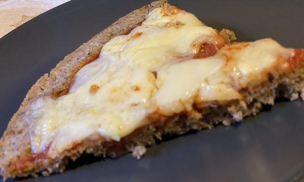 Impasto pizza al grano saraceno