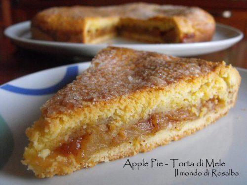 Apple Pie – Torta di Mele