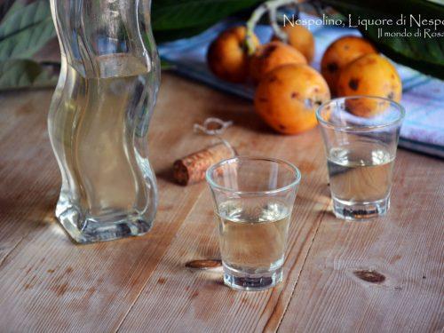 Nespolino Liquore di Nespole (Ricetta tradizionale e Bimby)