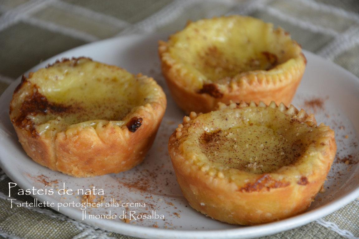 Tartellette portoghesi crema_FB