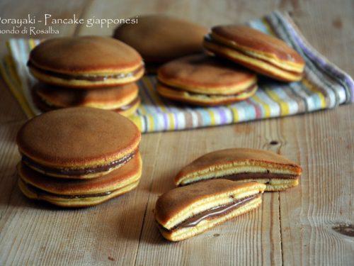 Dorayaki – Pancake giapponesi