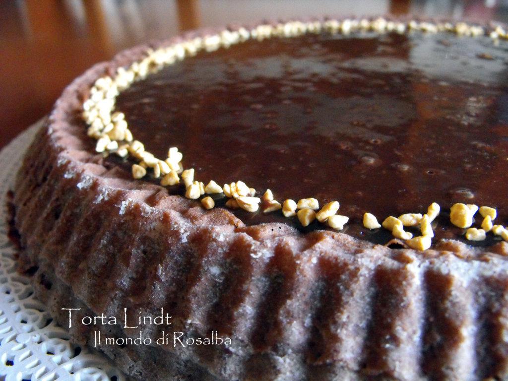 Ricette dolci torta lindt