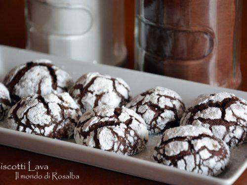 Biscotti Lava