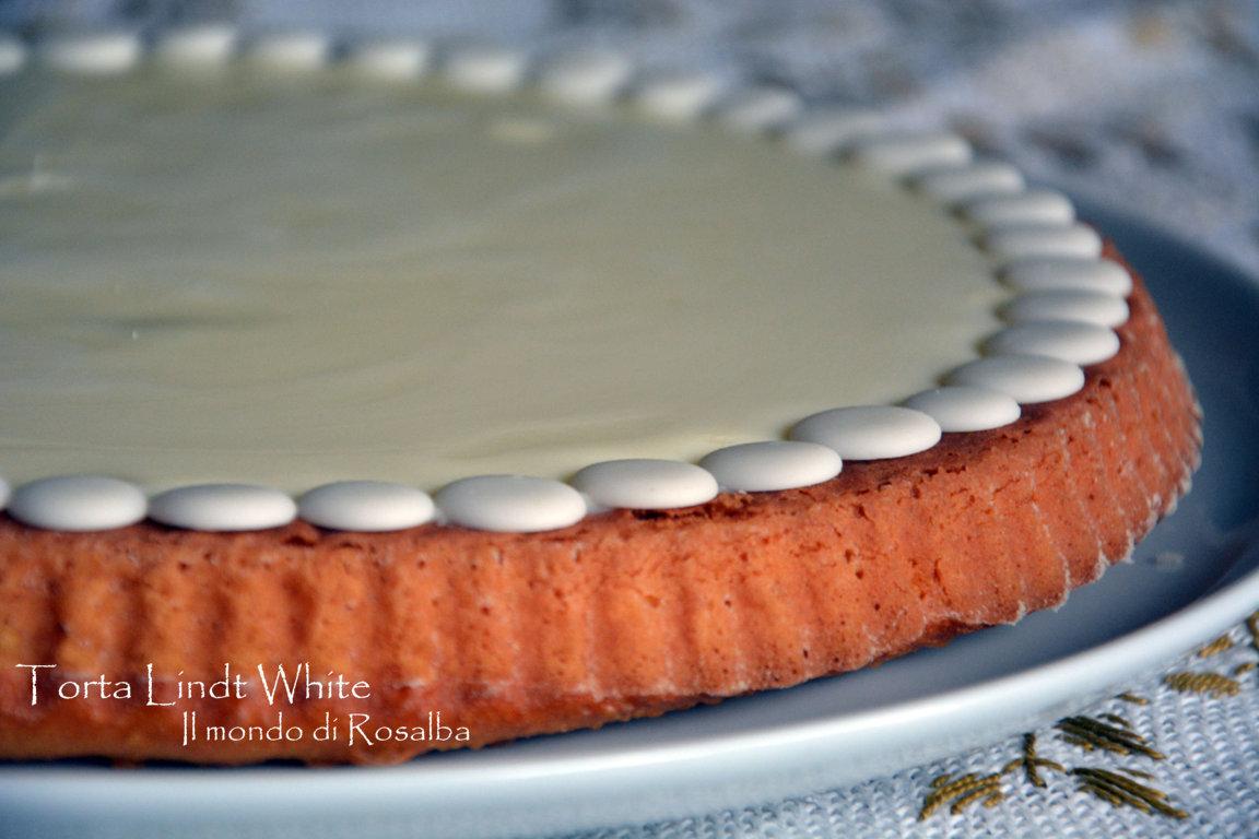 Torta Lindt White