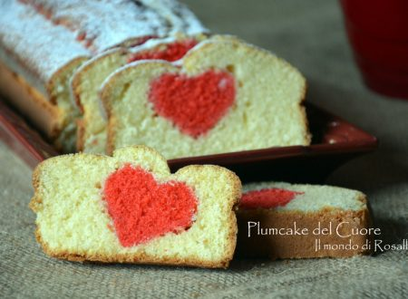 Plumcake del Cuore