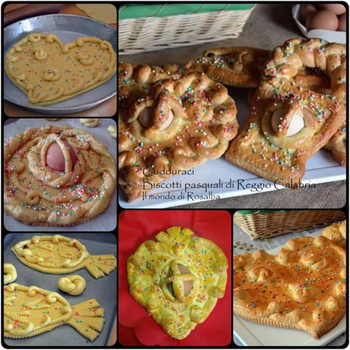Cudduraci - Biscotti pasquali di Reggio Calabria