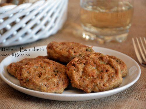 Frittelle di Bianchetti