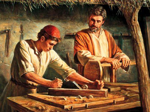 Leggenda sull'origine delle Zeppole di San Giuseppe
