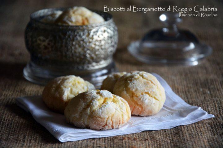 Biscotti al Bergamotto di Reggio Calabria
