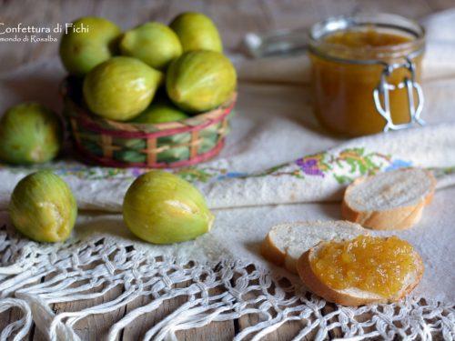 Confettura di Fichi (Ricetta tradizionale e Bimby)