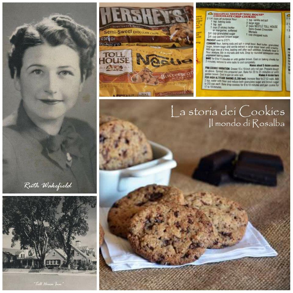 La storia dei Cookies