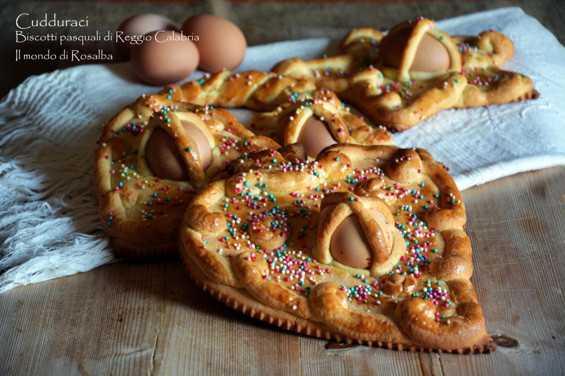 Storia dei Cudduraci Biscotti pasquali di Reggio Calabria