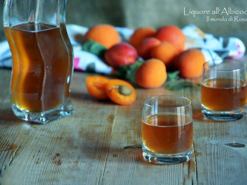 Liquore all'Albicocca