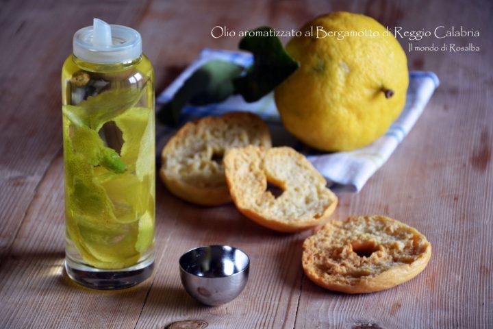 Olio aromatizzato al Bergamotto di Reggio Calabria