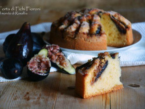 Torta di Fichi Fioroni (Ricetta tradizionale e Bimby)