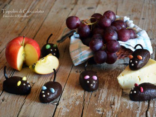Topolini di Cioccolato