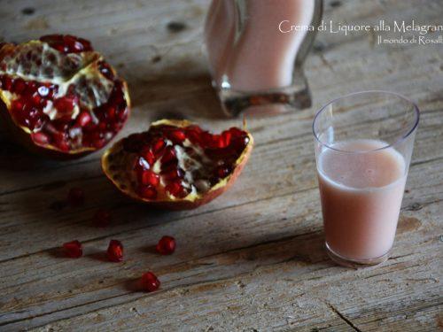 Crema di Liquore alla Melagrana