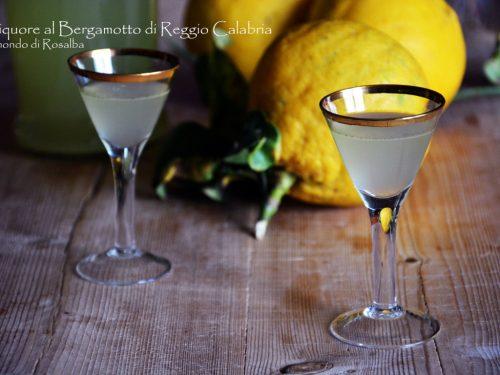 Liquore al Bergamotto di Reggio Calabria