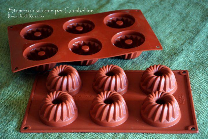 Stampo in silicone per Ciambelline