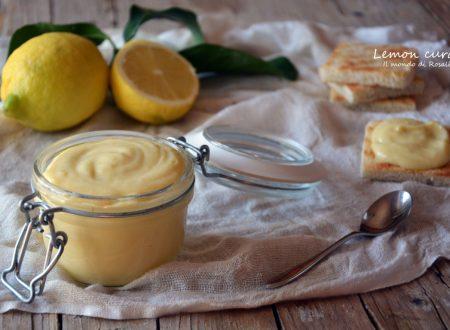 Lemon curd (Ricetta tradizionale e Bimby)