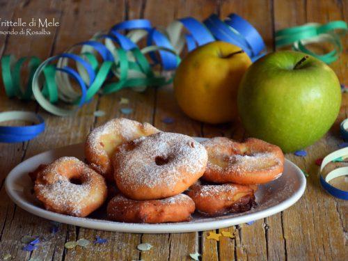 Frittelle di Mele (Ricetta tradizionale e Bimby)