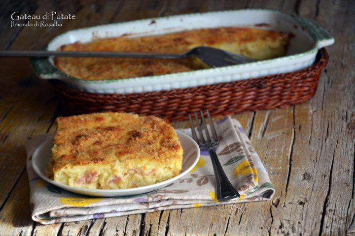 Gâteau Di Patate Il Mondo Di Rosalba