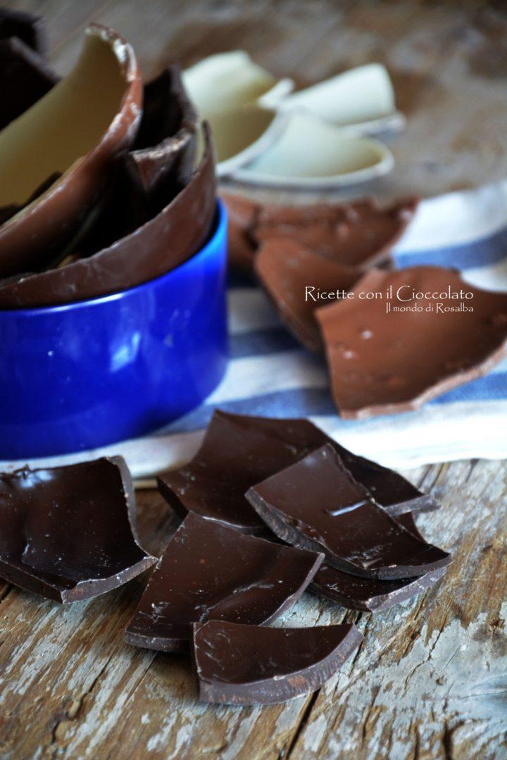 Ricette con il Cioccolato