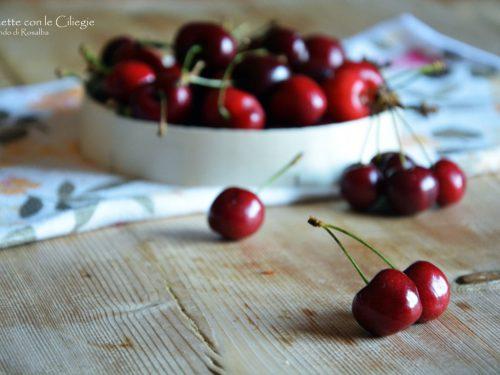 Ricette con le Ciliegie (tradizionali e Bimby)