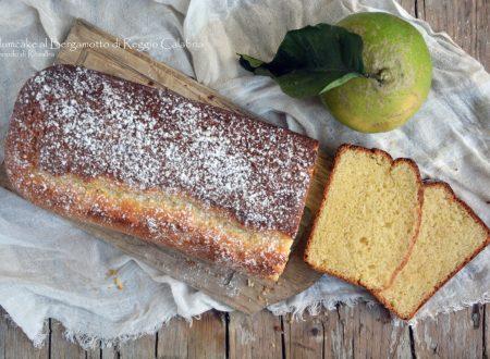Plumcake al Bergamotto di Reggio Calabria (Ricetta tradizionale e Bimby)