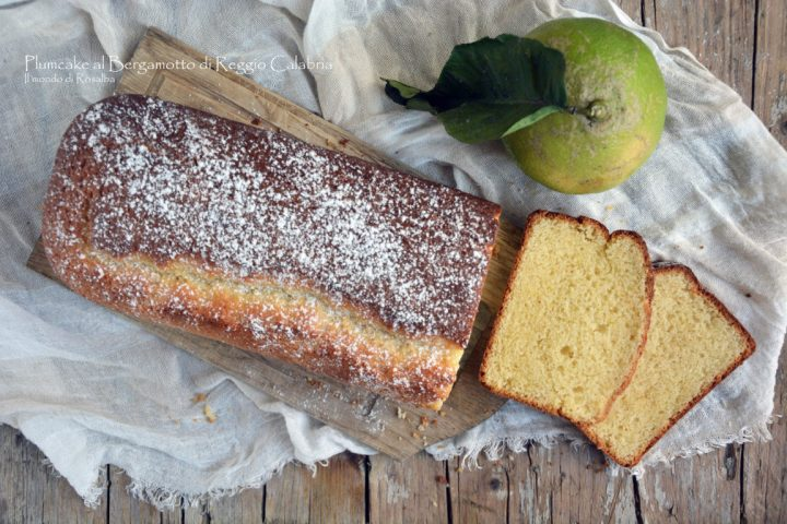Plumcake al Bergamotto di Reggio Calabria