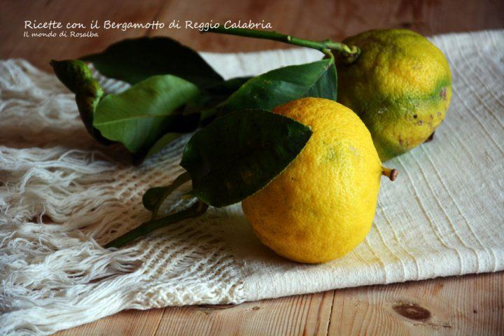 Ricette con il Bergamotto di Reggio Calabria