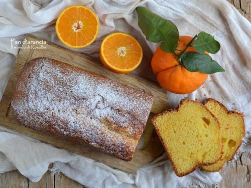 Pan d'arancia (Ricetta tradizionale e Bimby)