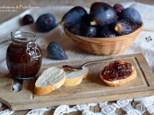 Confettura di Fichi fioroni (Ricetta tradizionale Bimby)