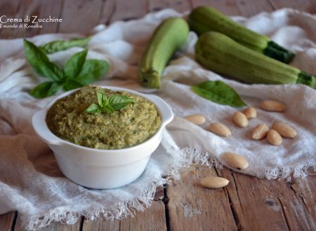 Crema di Zucchine (Ricetta tradizionale e Bimby)