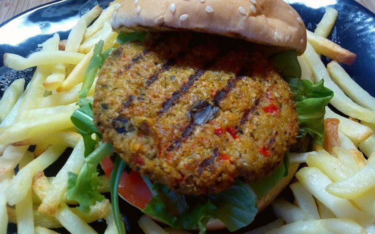 Mini-Burger alla mediterranea