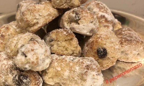 Biscotti al marzapane e mandorle