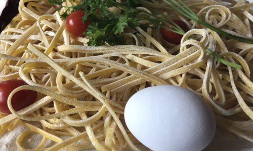 La Ricetta della  pasta fresca